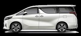 Toyota Alphard Luxury giao ngay